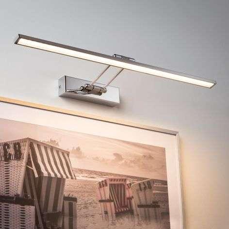 Kromattu Galeria LED-tauluvalaisin Beam Sixty