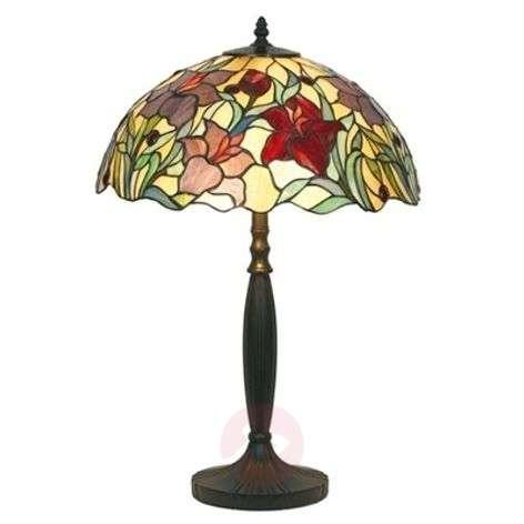 Kukikas ATHINA-pöytävalaisin, käsityötä, 62 cm-1032138-31