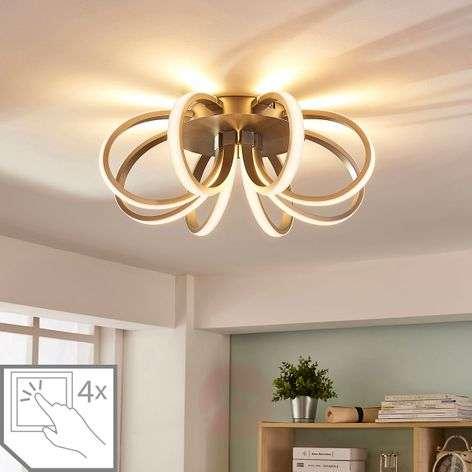 Kukkamainen LED-kattovalaisin Vada