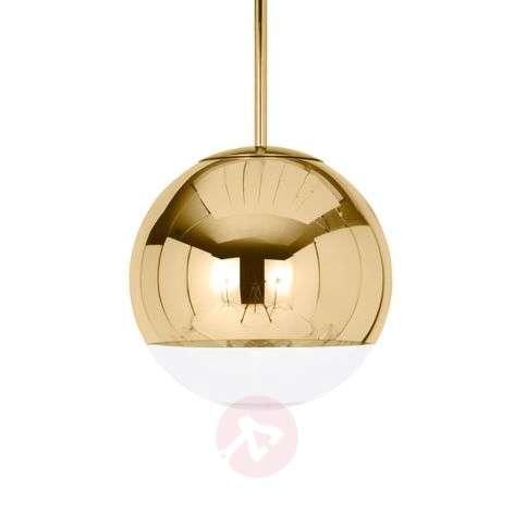Kullankiiltoinen Mirror Ball -riippuvalaisin