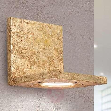 Kullansävyinen LED-seinävalaisin Talina, 1-osainen