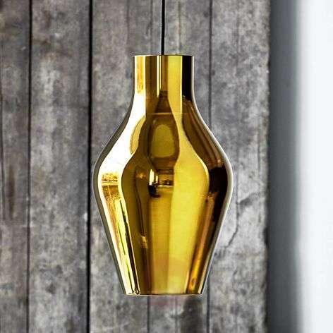 Kullanvärinen LED-riippuvalo Blow, lasia