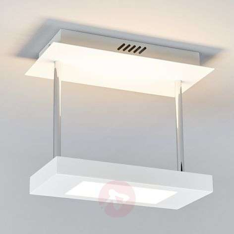 Kulmikas Augusta-LED-kattovalaisin