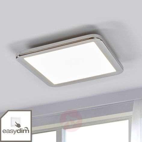 Kulmikas Easydim-LED-kattovalaisin Filina