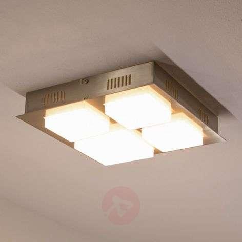 Kulmikas Leah LED-kattovalaisin