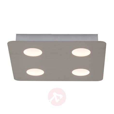 Kulmikas LED-kattolamppu Formit, AEG:lta