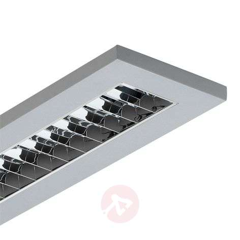 Kulmikas LED-kattopintalamppu LAS, pienlum.ritilä