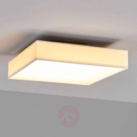 Kulmikas LED-kattovalaisin Aka valkoisena