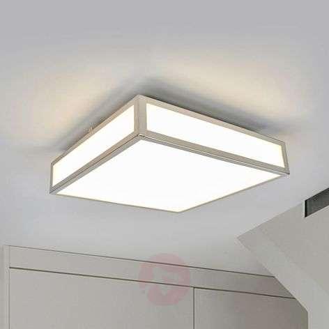 Kulmikas LED-kattovalaisin Damiano