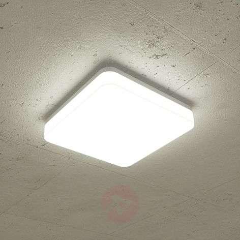 Kulmikas LED-kattovalaisin Lenne, perusvalkoinen