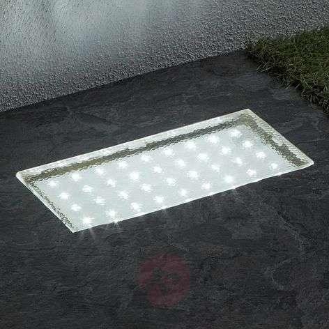 Kulmikas upotettava LED-maaspotti Walkover, 20cm-8570503-31