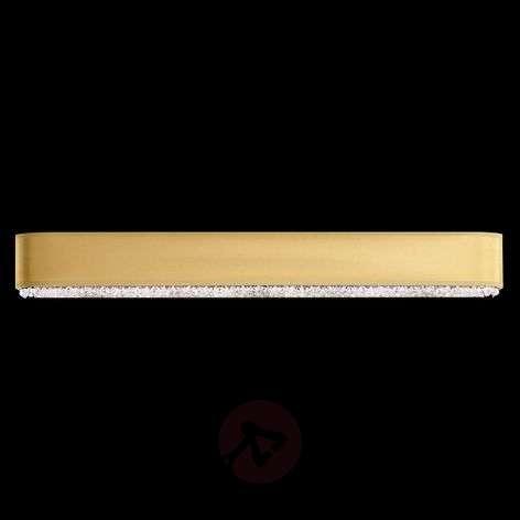 Kultainen Eclyptix-riippuvalaisin kristalleilla