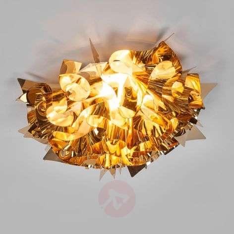 Kultainen kattovalaisin Veli, 53 cm