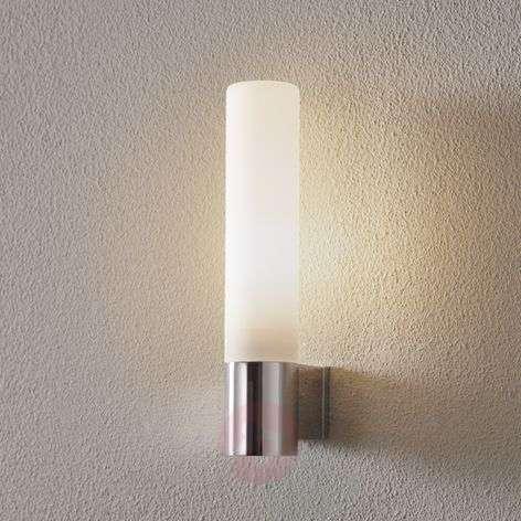 Kylpyhuone-seinävalaisin Bari valkoisella lasilla-1020012-32