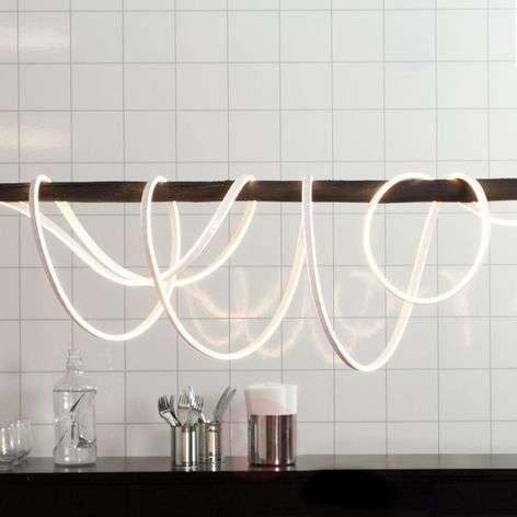 Läpikuultava LED-valokaapeli NEOLED