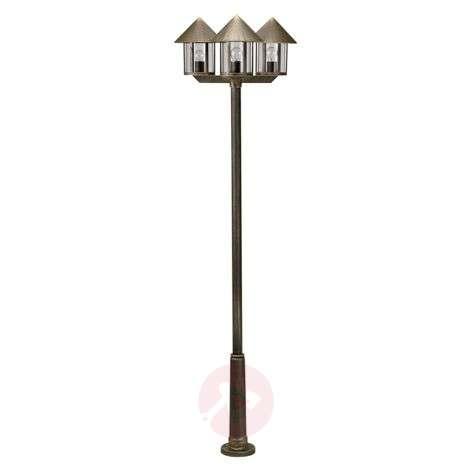 Lampione-lyhtypylväs 3-lamppuinen