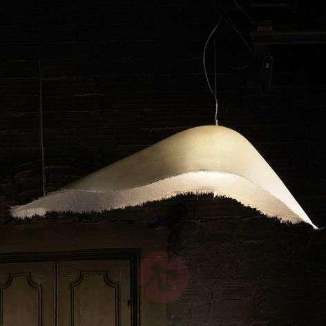 Lasikuituinen riippuvalaisin Moby Dick
