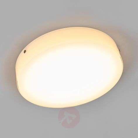 Lasinen LED-kattovalaisin Sole