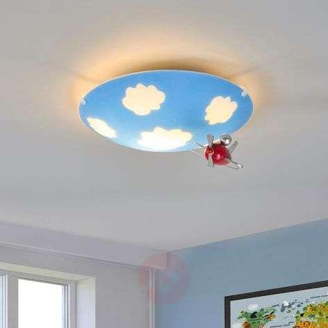 Lastenhuoneen katto-/seinävalaisin SKY