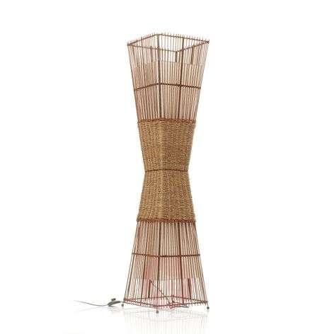 Lattiavalaisin Bamboo, kaksilamppuinen