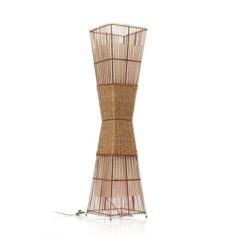 Lattiavalaisin Bamboo, kaksilamppuinen-7007100-31