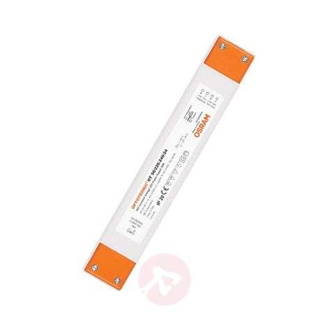 LED-ajuri 24 V vakiojännite 50W Optotronic IP20