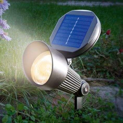 LED-aurinkokennokohdevalaisin Spotlight