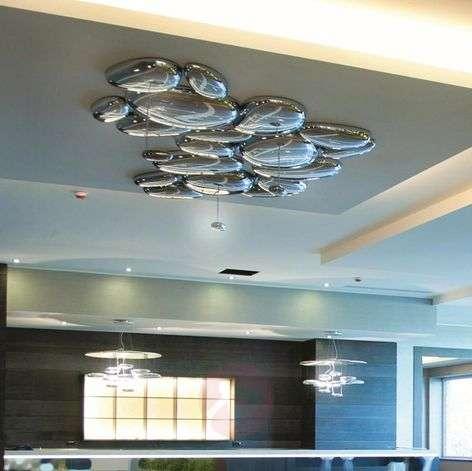 LED-design-kattovalaisin Skydro, 3000 K
