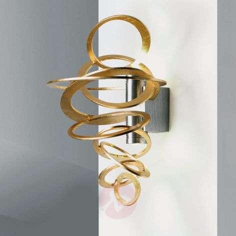 LED-design-seinävalaisin Loop