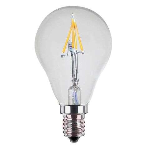 LED-filamentti-pisaralamppu E14 2,7W Ambient Dim