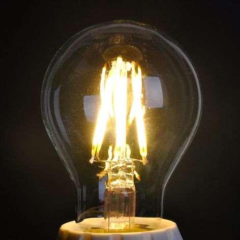 LED-hehkulamppu E27 6W 827, kirkas
