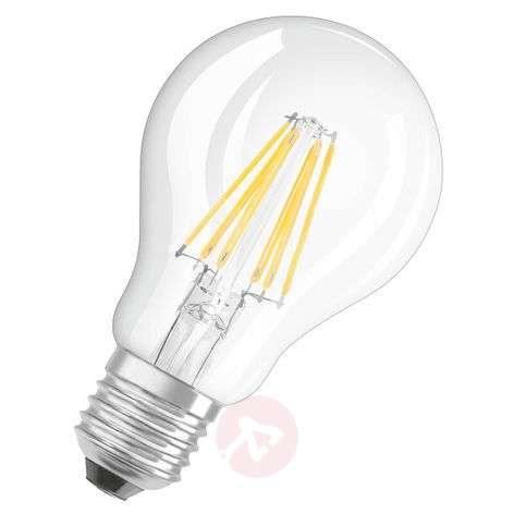 LED-hehkulankalamppu E27 7,5 W, lämmin valkoinen