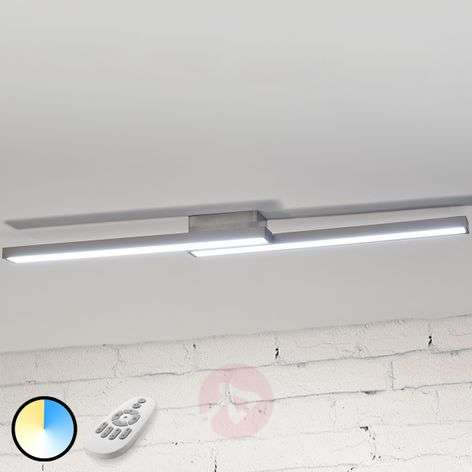 LED-kattolamppu Christian, 2-lamppuinen, 105 cm