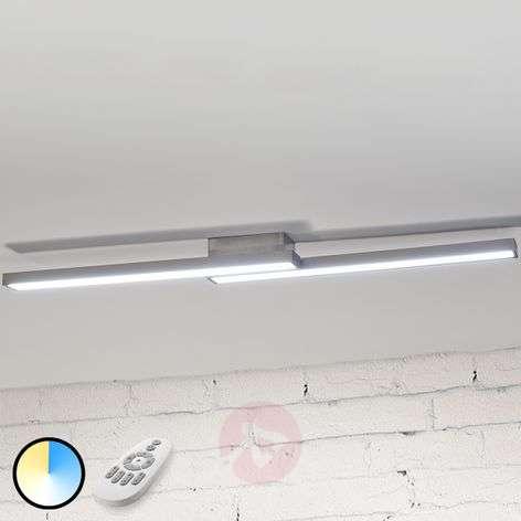 LED-kattolamppu Christian sääd. valovärillä