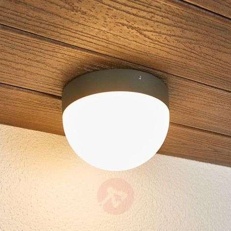 LED-kattolamppu Fjodor ulkokäyttöön