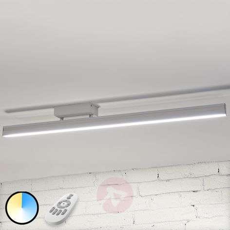 LED-kattolamppu Robert, säädettävä valoväri