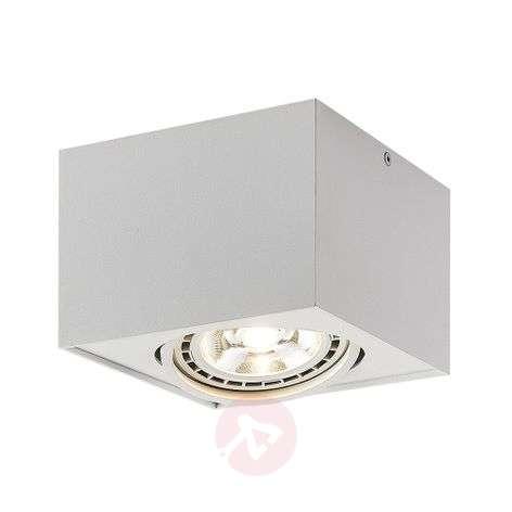 LED-kattospotti Dwight valkoinen, 1-lamppuinen