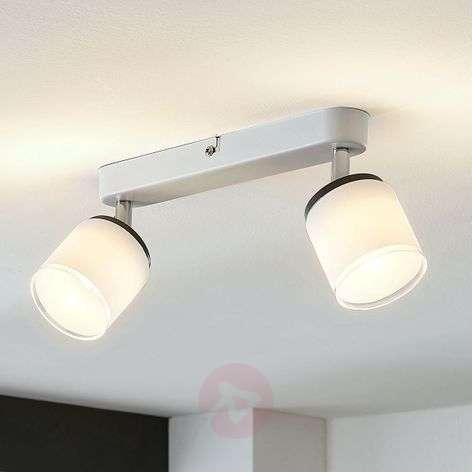 LED-kattospotti Futura, 2-lamppuinen