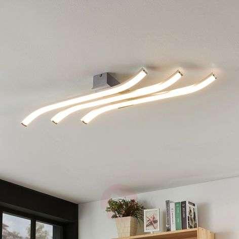 LED-kattovalaisin Annays, aaltoileva, himmennys