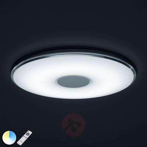 LED-kattovalaisin Brajan, 3000–5500K, pyöreä