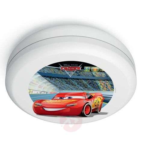 LED-kattovalaisin Disney Cars lastenhuoneeseen