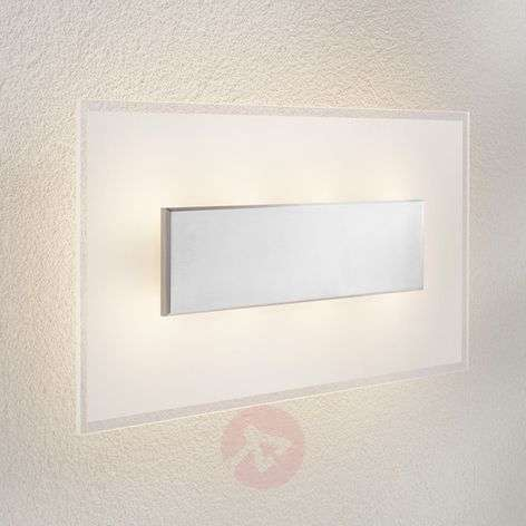 LED-kattovalaisin Lole, lasivarjostin, 59 x 29 cm