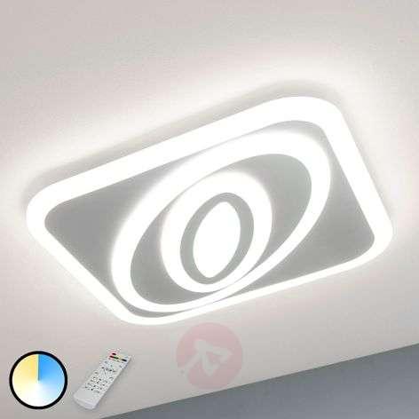LED-kattovalaisin Magalie, säädettävä valoväri