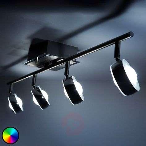 LED-kattovalaisin Majvi säädettävällä valolla