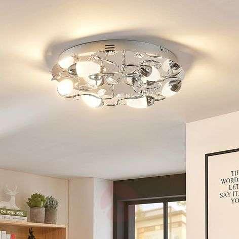 LED-kattovalaisin Mischa, 6-lamppuinen