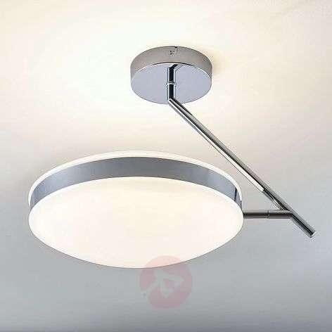 LED-kattovalaisin Niklas, kromirengas