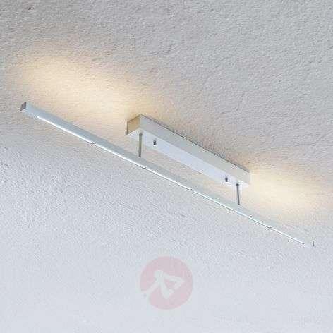 LED-kattovalaisin Rico, matta alumiini, 118 cm