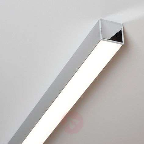 LED-kattovalaisin Ride 57,7 cm, eloksoitu alumiini