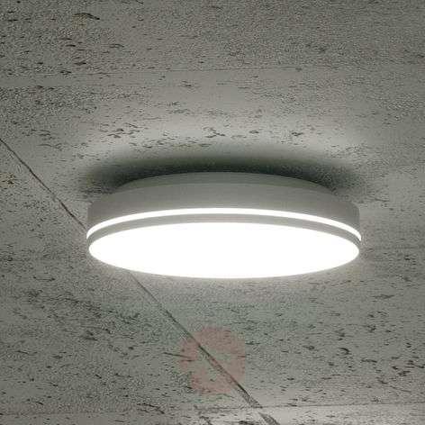 LED-kattovalaisin Rob perusvalkoinen pyöreä 7cm