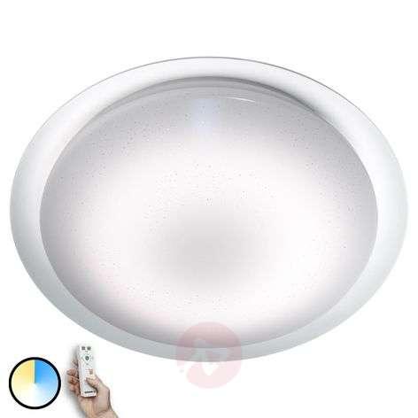 LED-kattovalaisin Silara Sparkle kaukosäätimellä